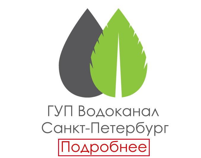 Проект с ГУП Водоканал Санкт-Петербурга